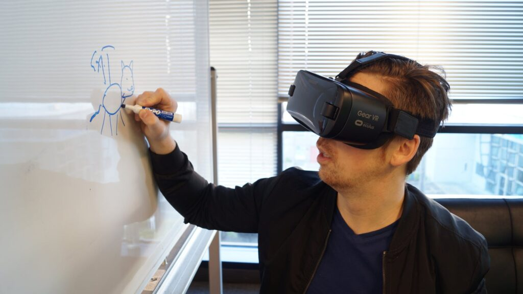 Virtual Reality is becoming more and more important as a form of content creation for marketers - Agile Marketing Australia