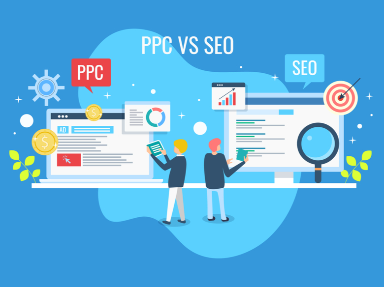 SEO v PPC Which is better for small business - Agile Marketing Australia